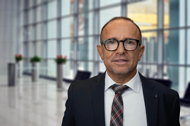 Portrait von Jürgen Schäflein
